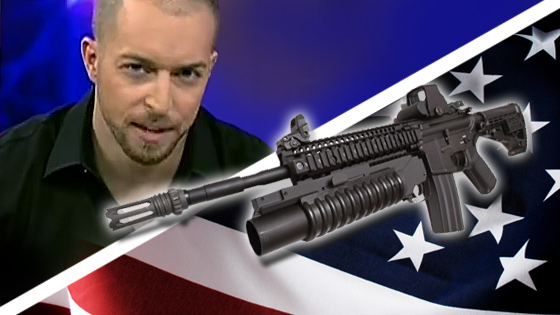 Adam-Kokesh-AR15-Rifle